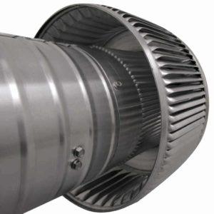 Attic Fan - Aura Fan AF-6-C6-louvers