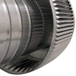 Attic Fan - Aura Fan AF-6-C8-louvers