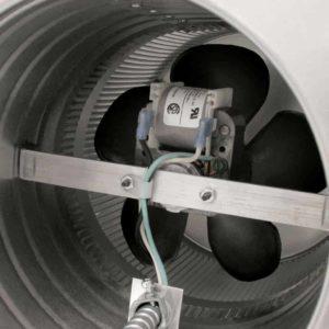 Attic Fan - Aura Fan AF-8-C6-inside