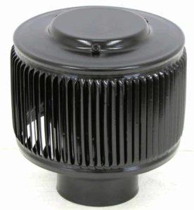 PVC Aura Vent Cap AV-3-PVC-black-angle-e1516811354453