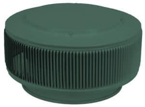 10 inch Aura Vent PVC Cap