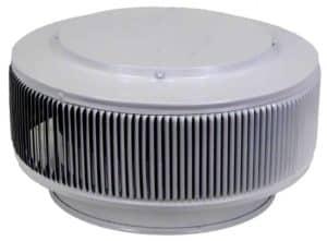 PVC Aura Vent Cap AV-10-PVC-white-angle