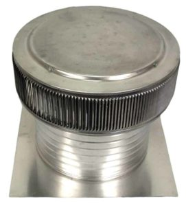 Gravity Ventilator - Aura Ventilator AV-14-C8-angle
