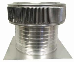Gravity Ventilator - Aura Ventilator AV-14-C8-side