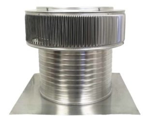 Gravity Ventilator - Aura Ventilator AV-16-C12-side
