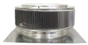 Gravity Ventilator - Aura Ventilator AV-16-C2-side