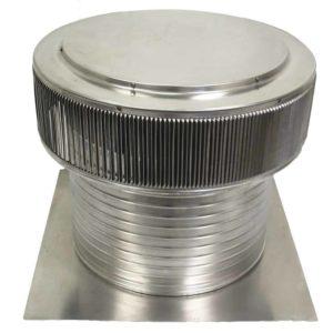 Gravity Ventilator - Aura Ventilator AV-18-C12-angle
