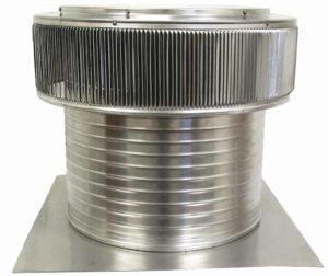 Gravity Ventilator - Aura Ventilator AV-18-C12-side