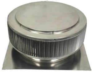 Gravity Ventilator - Aura Ventilator AV-18-C2-angle