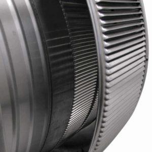 Gravity Ventilator - Aura Vent AV-18-Louvers