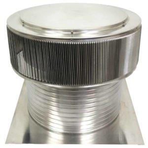 Gravity Ventilator - Aura Ventilator AV-20-C12-angle