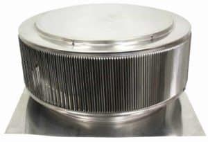 Gravity Ventilator - Aura Ventilator AV-20-C2-angle