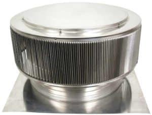 Gravity Ventilator - Aura Ventilator AV-20-C4-angle