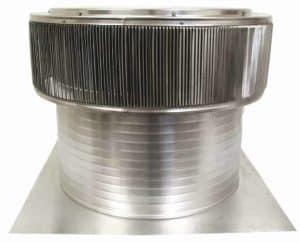 Gravity Ventilator - Aura Ventilator AV-24-C12-side