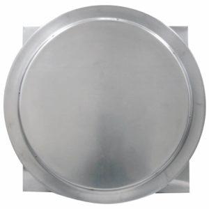 Gravity Ventilator - Aura Vent with Curb Mount Flange AV-24-C4-CMF-top