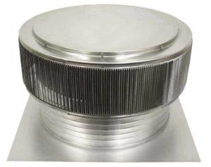 Gravity Ventilator - Aura Ventilator AV-24-C6-angle