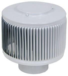 Aura Vent PVC Cap