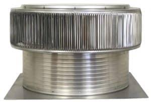 Gravity Ventilator - Aura Ventilator AV-30-C12-side