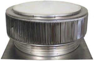 Gravity Ventilator - Aura Ventilator AV-30-C4-angle
