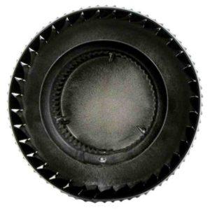 PVC Aura Vent Cap AV-4-PVC-black-bottom-1