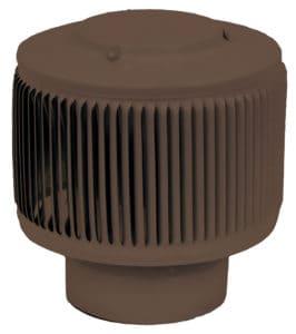 4 inch Aura Vent PVC Cap