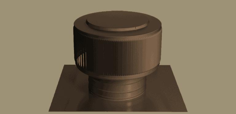 Aura Gravity Vent - AV-6-C2-brown