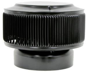 8 inch Aura Vent PVC Cap