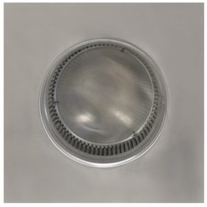 8 inch Aura Gravity Vent - AV-8 bottom