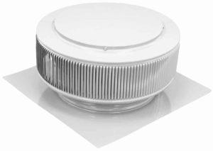 Gravity Ventilator - Aura Ventilator HD-AV-12-C2-WT