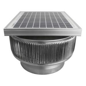 Aura Solar PVC Pipe Cap Fan - ASF-10-PVC