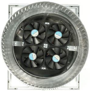 10 inch Aura Solar Attic Fan