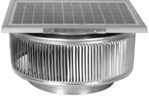 Aura Solar Fan Retrofit Vent Cap ASF-10-head-1