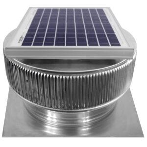 Aura Solar Attic Fan - ASF-12-C2