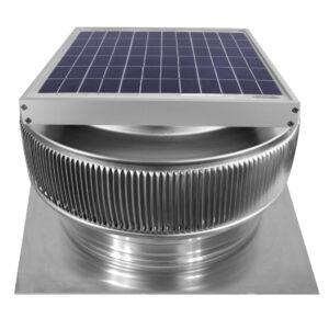 Aura Solar Attic Fan - ASF-14-C2