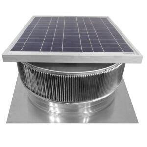Aura Solar Attic Fan - ASF-18-C2