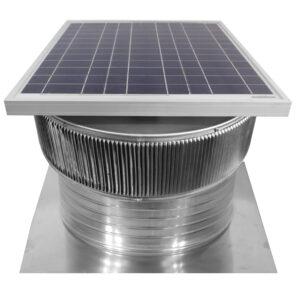 Aura Solar Attic Fan - ASF-18-C6