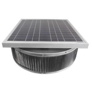 Aura Solar Retrofit Fan