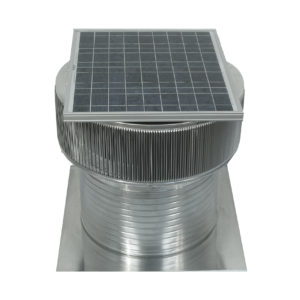 Aura Solar Attic Fan - ASF-20-C12