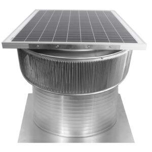 Aura Solar Attic Fan