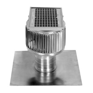 Aura Solar Attic Fan - ASF-4-C2