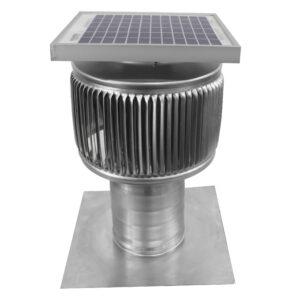 Aura Solar Attic Fan - ASF-4-C4