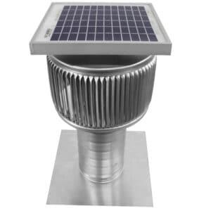 Aura Solar Attic Fan - ASF-4-C6