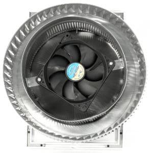 8 inch Aura Solar Attic Fan