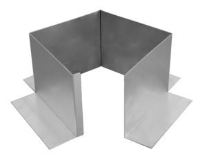 Pitch Pan Open - 6 inch Pitch Pan