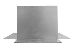 Pitch Pan Side View - 6 inch Pitch Pan