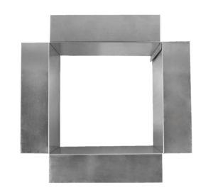 Pitch Pan - Pitch Pocket - Bottom View