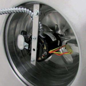 Attic Fan - Aura Fan AF-10-C6-inside