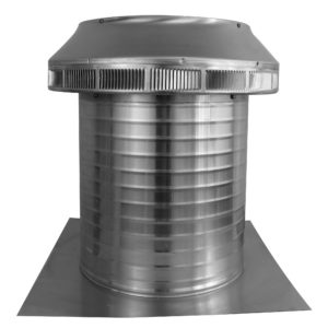 Roof Louver PVC Pipe Cap PV-12-C12-side