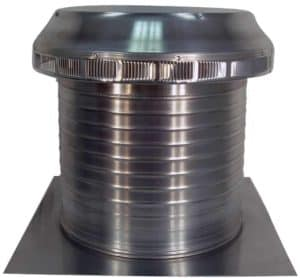 Roof Louver PVC Pipe Cap PV-14-C12-side