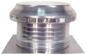 Roof Louver PVC Pipe Cap PV-14-C6-side